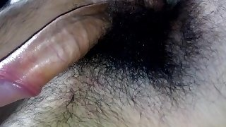 Hairy young big dick